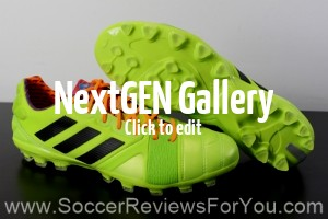 Adidas Nitrocharge 1.0 AG (Artificial Grass) Just Arrived