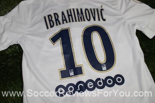 b198c7185 2014 15 paris saint germain 10 ibrahimovic home soccer shirt kit