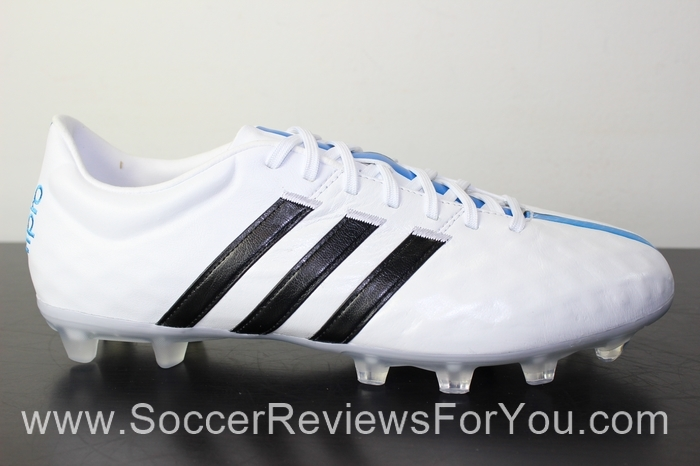... adidas 11Pro 2015 White blue (3) ...