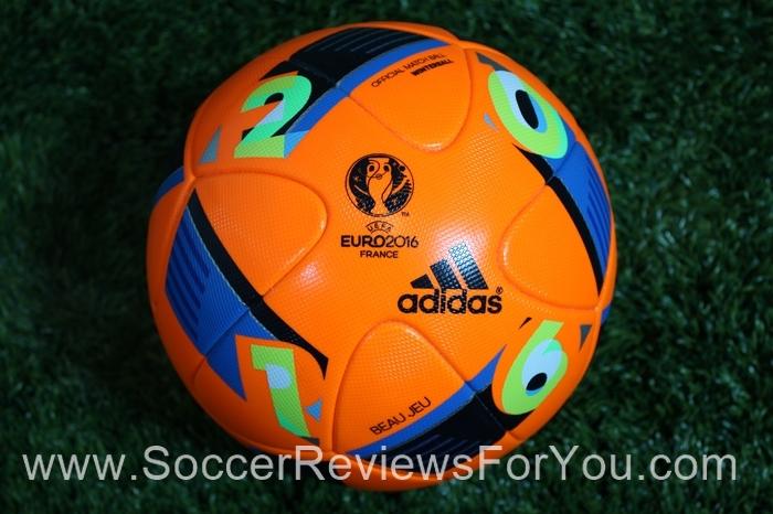 2016 Euro Cup Winter Official Match Soccer Ball (1)