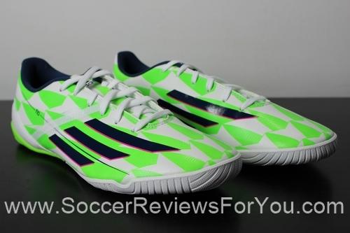 Adidas F10 Messi Indoor Soccer Shoes Adidas F10 Indoor/futsal Shoes
