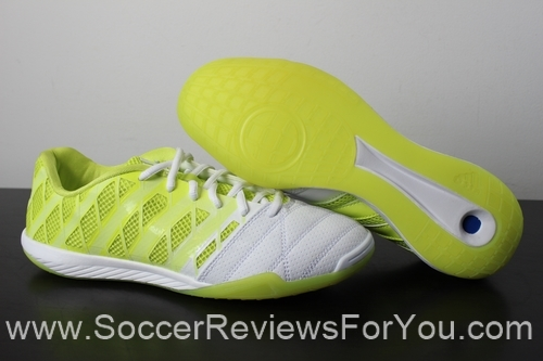 ccd8e362b Adidas Freefootball Topsala Review - Soccer Reviews For You