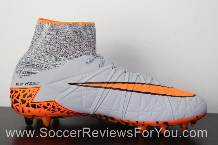Nike Hypervenom Phantom 2 FG Wolf Grey (4)