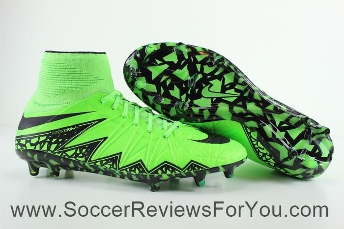 Nike Hypervenom Phantom 2 Green (1)