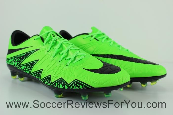 Nike Hypervenom Phinish Green (2)