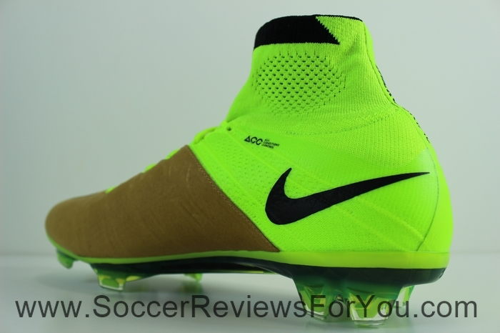 Nike Mercurial Superfly 4 Leather Volt (13)