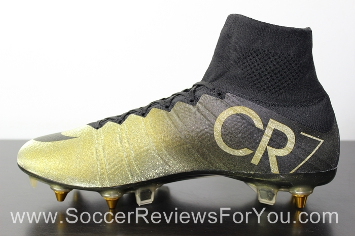 "Nike Mercurial Superfly 4 CR7 ""Rare Gold"" Review"