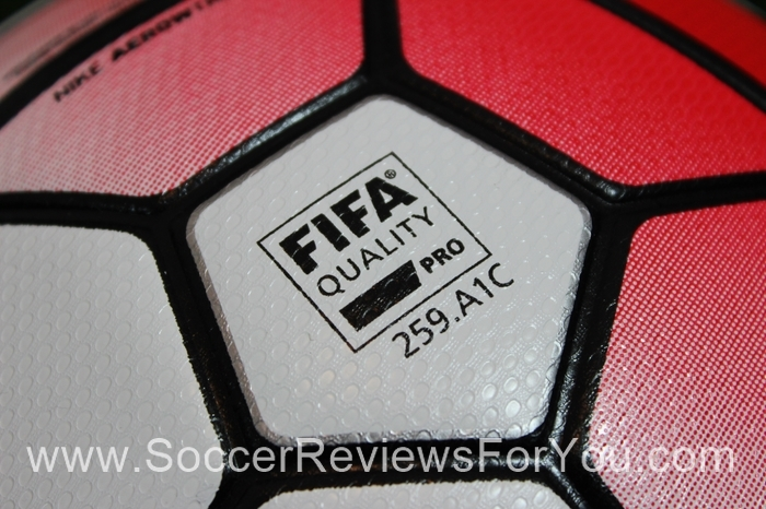 7a3ccd13d60 Nike Ordem 3 Official Match Ball Review - Soccer Reviews For You
