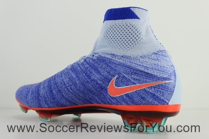 Nike Womens Mercurial Superfly Blue (13)