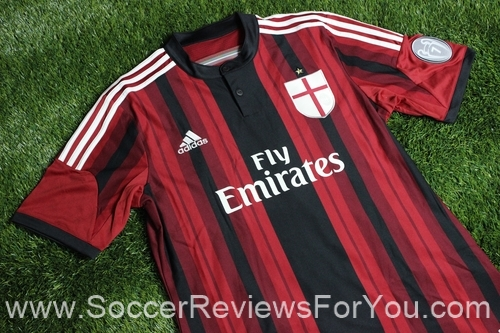 2014 15 Ac Milan Home Honda Jersey Review Soccer Reviews For You