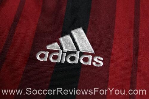 2014-15 AC Milan Honda Home Soccer Jersey