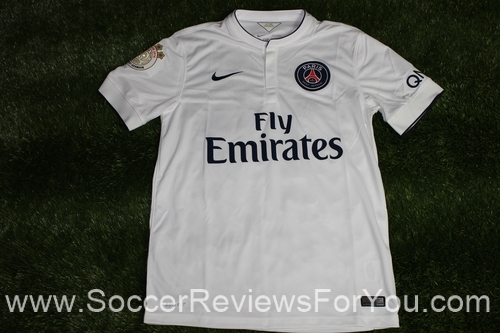 2014-15 Paris Saint Germain Ibrahimovic Away Jersey