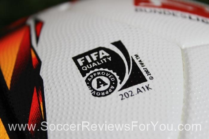 2015-16 Bundesliga Official Match Ball (5)
