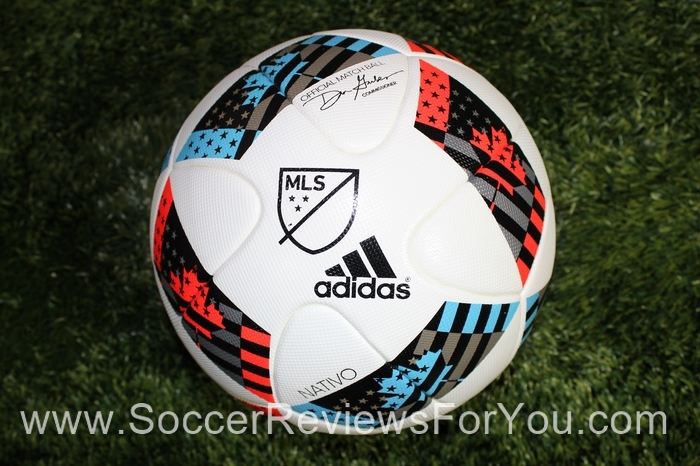 2016 MLS adidas Nativo Official Match Soccer Ball (1)