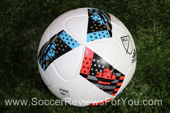 2016 MLS adidas Nativo Official Match Soccer Ball (2)