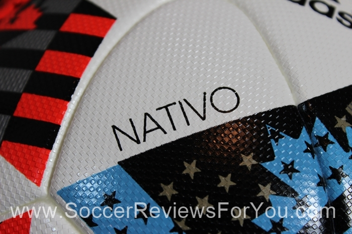 2016 MLS adidas Nativo Official Match Soccer Ball (4)