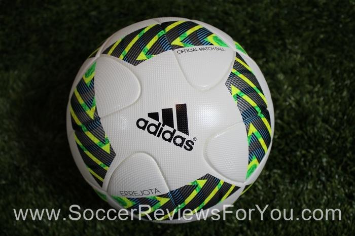 adidas Errejota 2016 Olympics Official Match Ball Review - Soccer ... 86517ba187df