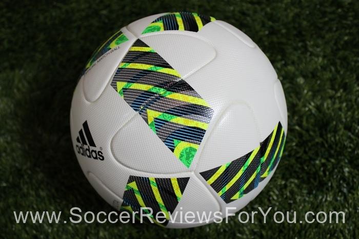 adidas Errejota 2016 Olympics Official Match Ball Review - Soccer ... 7eb4b7249da44