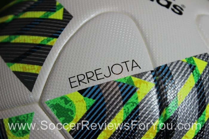 2016 Olympics Official Match Soccer Ball (3)