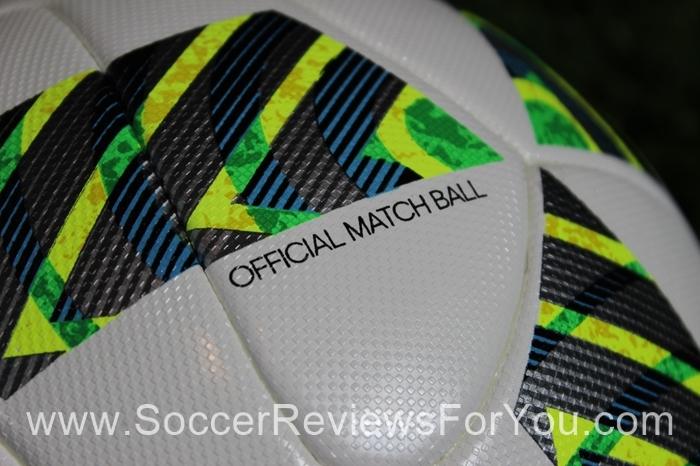 2016 Olympics Official Match Soccer Ball (4)
