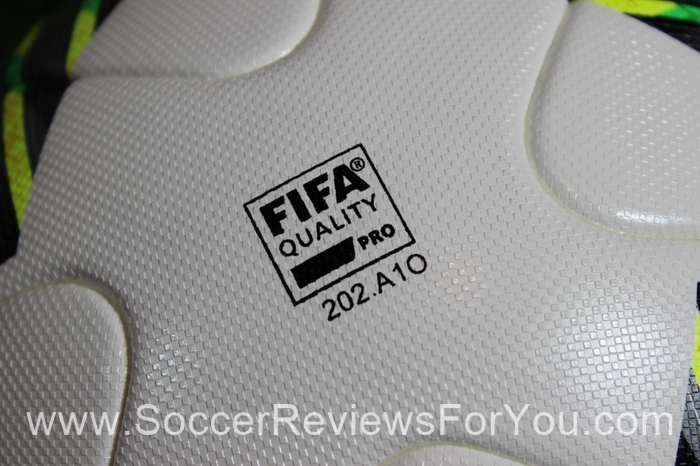 2016 Olympics Official Match Soccer Ball (5)