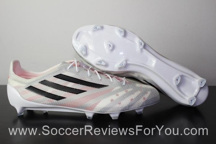 99 Gram adidas F50 adiZero Crazylight Review - Soccer Reviews For You c3e61f0880