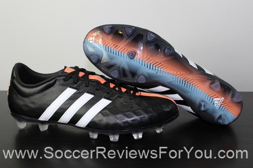 9a42f8758 Adidas 11Pro 2015 Review - Soccer Reviews For You