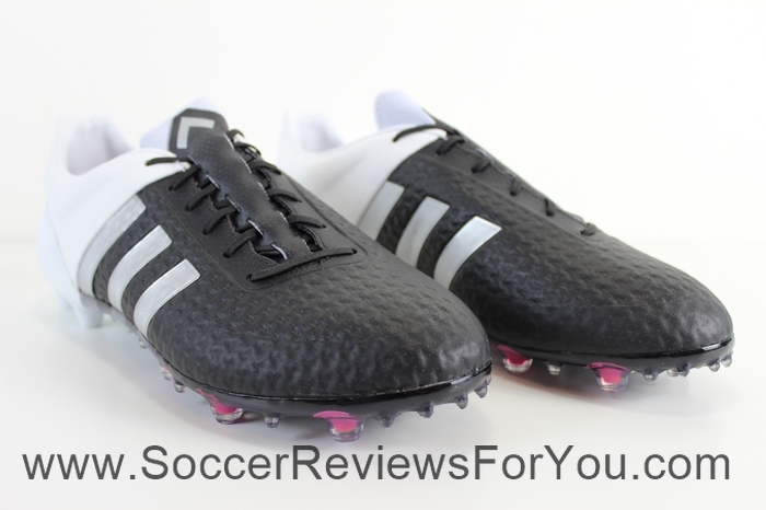 adidas Ace 15+ Primeknit Black-White (2)