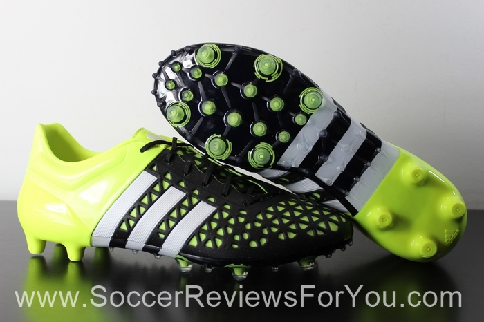 Pronombre Muscular brazo  Adidas Ace 15.1 Review - Soccer Reviews For You