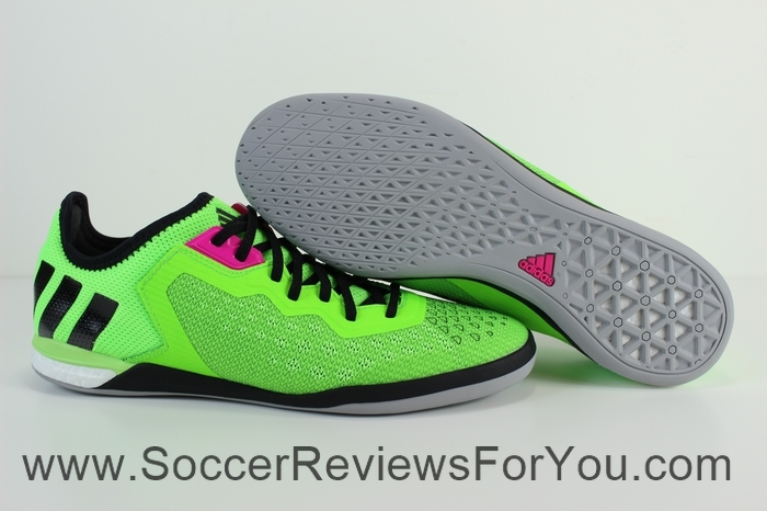 hot sale online ce2cc 78b85 adidas Ace 16.1 CT Boost Review - Soccer Reviews For You