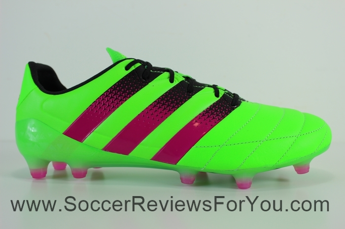info for 6e611 4fe6b adidas Ace 16.1 Leather Review - Soccer Reviews For You