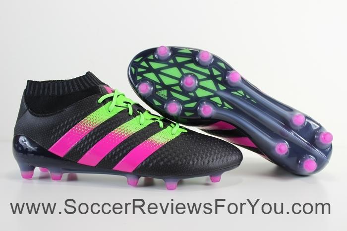 adidas Ace 16.1 Primeknit Black Pink (1)