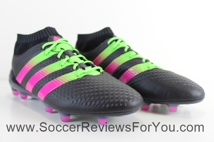 adidas Ace 16.1 Primeknit Black Pink (2)