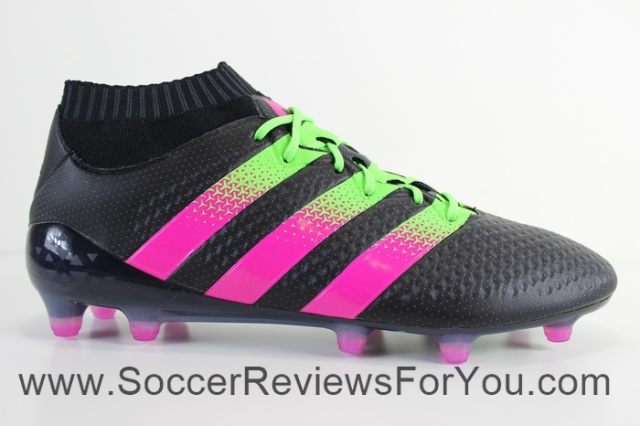 adidas Ace 16.1 Primeknit Black Pink (3)