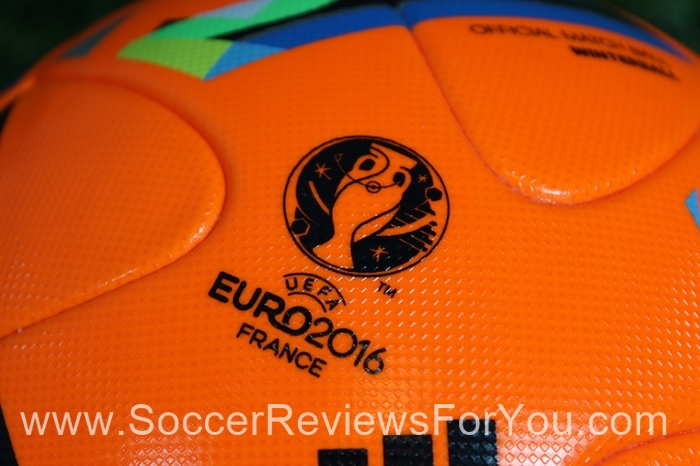 2016 Euro Cup Winter Official Match Soccer Ball (3)