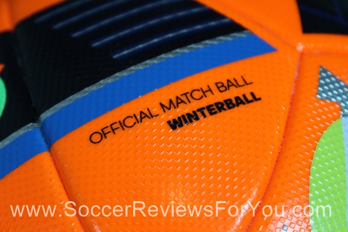 2016 Euro Cup Winter Official Match Soccer Ball (4)