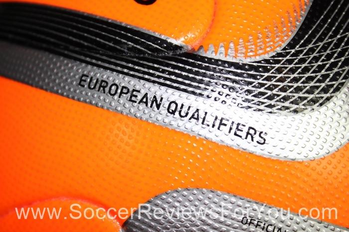 adidas Euro Qualifier Official Match Winter Ball