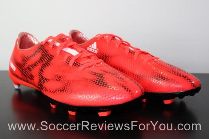 adidas F10 2015 Solar Red (2)
