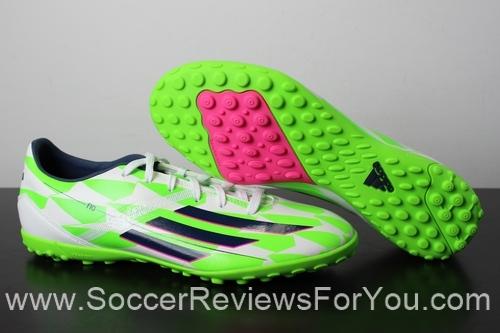 adidas F10 Turf Soccer/Football Shoe