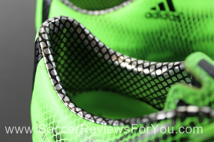 adidas F50 adiZero 2015 Leather Solar Green (10).JPG