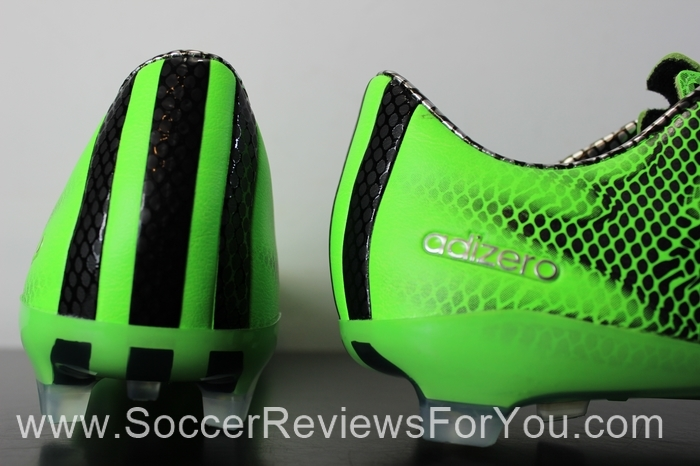 adidas F50 adiZero 2015 Leather Solar Green (13).JPG