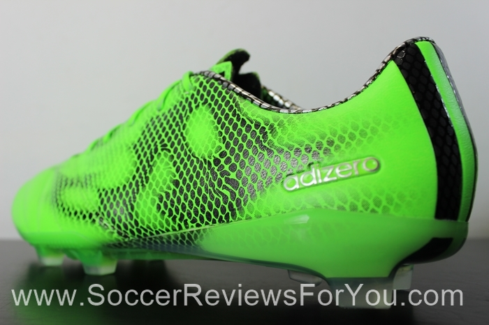 adidas F50 adiZero 2015 Leather Solar Green (14).JPG