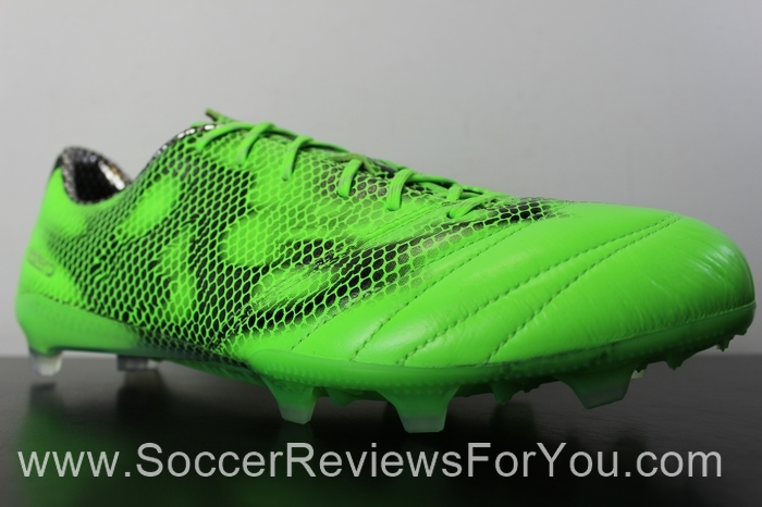 adidas F50 adiZero 2015 Leather Solar Green (16).JPG