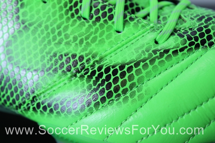 adidas F50 adiZero 2015 Leather Solar Green (7).JPG