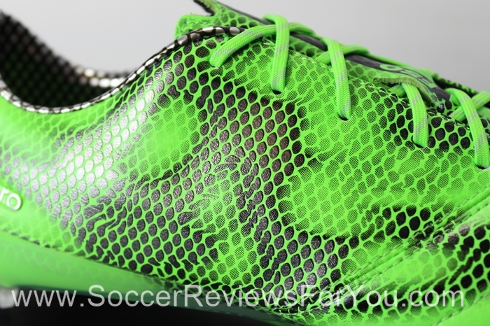 adidas F50 adiZero 2015 Leather Solar Green (8).JPG