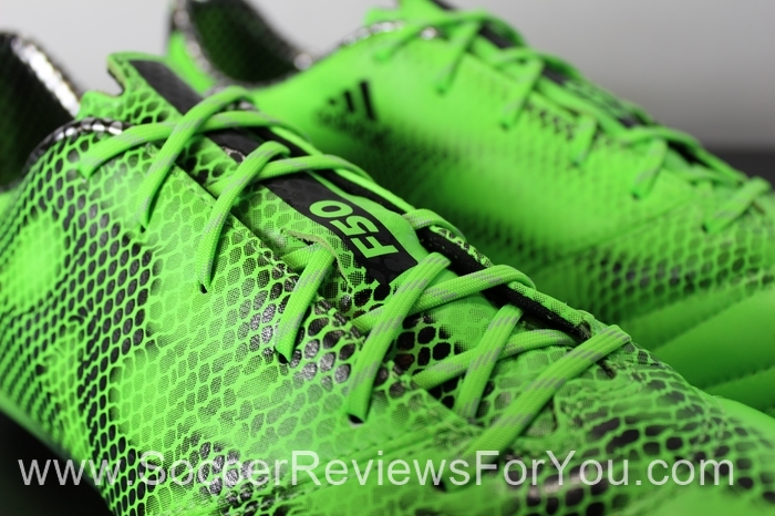adidas F50 adiZero 2015 Leather Solar Green (9).JPG