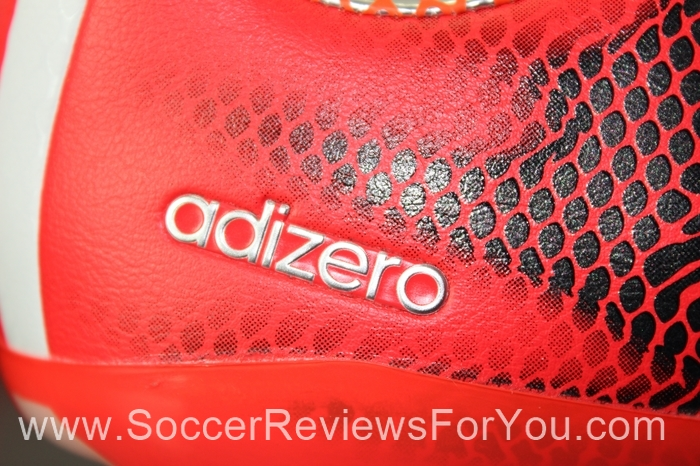 adidas F50 adiZero 2015 Leather Solar Red (10)