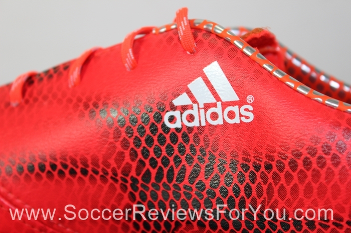 adidas F50 adiZero 2015 Leather Solar Red (12)