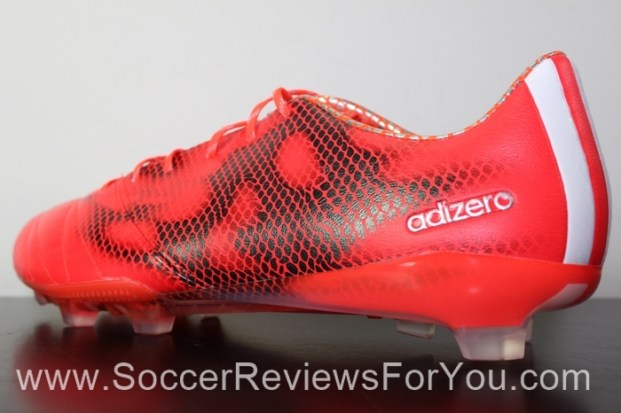 adidas F50 adiZero 2015 Leather Solar Red (13)