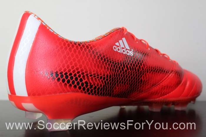 adidas F50 adiZero 2015 Leather Solar Red (14)